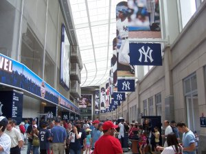 The Great Hall at Yankee Stadium, New York