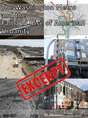 Cover of The Washington Metro and the Fall and Rise of American Urbanity