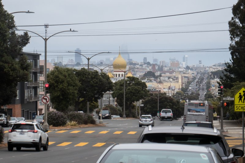 """#8: I even find the vista from a cloudy, foggy Outer Richmond to be captivating. The only thing that could make it better? Let's get some rail back on Geary Blvd, where it belongs! <small>(<a href=""""https://thefoxandthecity.com/files/P1020140.jpg"""" target=""""_blank"""">Full size</a>)</small>"""